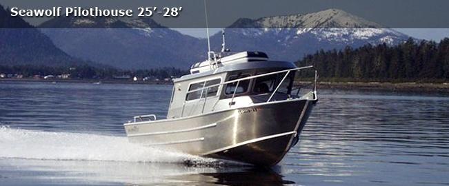 Seawolf Pilothouse 25 28