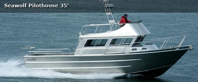 seawolf pilothouse 35